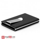Luxury Men Automatic Pop Up Business Card Holder