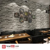Wallpaper 3D Stereoscopic Retro Bricks Non Woven 53CMx10M (69143)