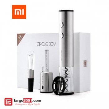 Xiaomi Circle Joy Automatic Wine Bottle Opener Wine Gift Set 4 - 1