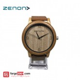 Zenon - Premium Real Bamboo Wooden Watch (A25)
