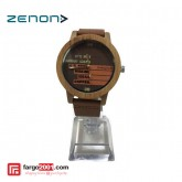 Zenon - Premium Real Bamboo Wooden Watch (E21)