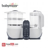 Babymoov Nutribaby Plus Steamer & Blender (Loft White)