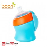 Swig Short Spout Top - Blue Orange
