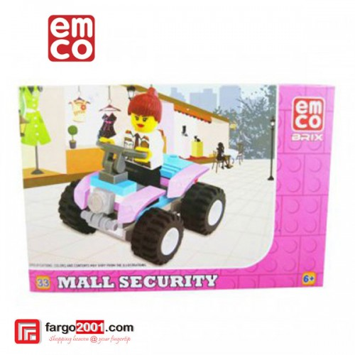 Emco Brix Mall Security
