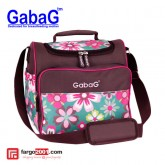 Gabag Cooler Bag – Sling Flower