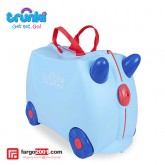 Trunki Ride On, Pull Along Children's Suitcase - George Limited