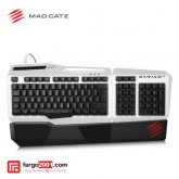 Cyborg S.T.R.I.K.E. 3 - White Gaming Keyboard