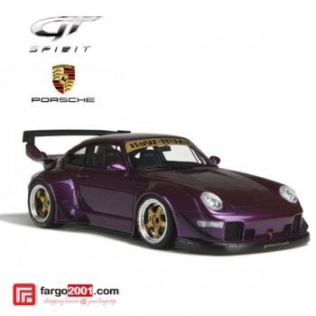 GT Spirit Porsche 993 RWB Purple