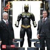 Batman Armory with Bruce and Alfred Set
