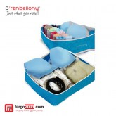 Travelling Clothes Organizer Woman - Blue