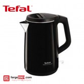 Tefal Kettle Safe To Touch 1.5L KO - 3708 (Black)