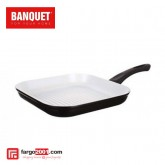 Steak Pan With Ceramic Non - Stick Surface (26cm)