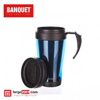 Travel Mug Slim - Blue