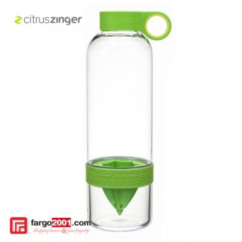 Citrus Zinger Infused Bottle - Green