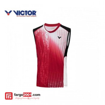 Victor Knitted Sleeveless T-Shirt Unisex T-4002