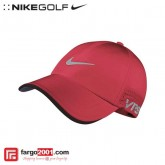 Nike Golf Tour Perforated Cap New Logo LG Crimson