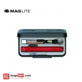 Maglite P. Box Solitaire AAA Red